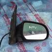 Зеркало правое Mazda MPV III (LY)