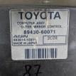 Электронный блок управлениязеркалами 2002007-2015 Toyota Land Cruiser  оригинальный номер 8943060071