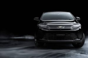 Toyota Harrier: версия 2017