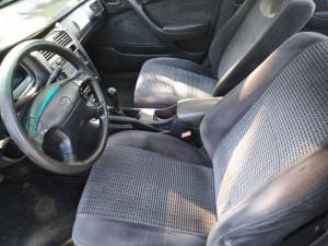 Тойота Карина Е салон 1995г седан Toyota Carina VI (T190) Седан