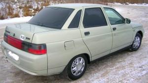 В разбор поступила ВАЗ ВАЗ (Lada) 2110