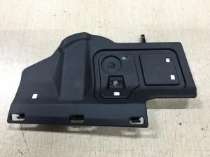 Нижняя защита бардачка (перчаточника) Lexus NX I Рестайлинг