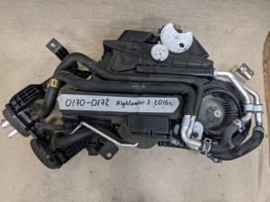 Корпус отопителя Toyota Highlander