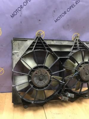 Вентилятор радиатора Opel Frontera B ВНЕДОРОЖНИК Opel Frontera