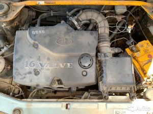 Двигатель Ваз Лада 1.6 16кл 124 двс 126 ВАЗ (Lada) 2112
