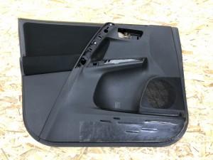 Обшивка двери передняя левая тряпка Toyota RAV 4IV (CA40)