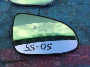 Зеркальный элемент правый Toyota Camry VII (XV50)