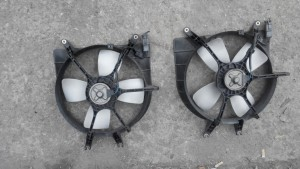 Вентилятор двигателя Honda HR-V