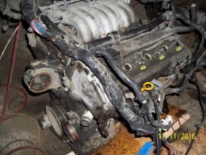 Двигатель Nissan Maxima IV (A32)