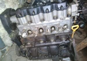 Двигатель Шевроле Ланос Chevrolet Lanos