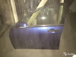 Передняя левая дверь Honda Accord VII Седан