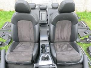 Сиденья/салоны в сборе/диваны задние Audi Q3