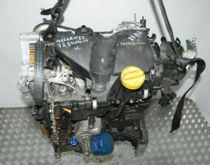 Двигатель Nissan Qashqai I