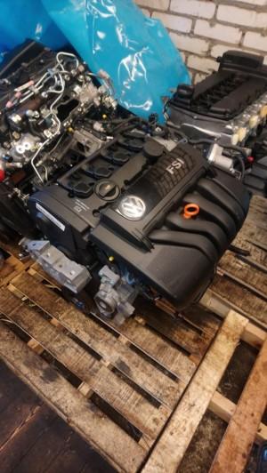 Двигатель   2.0L FSI BLX Volkswagen Golf