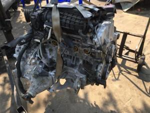 Двигатель + Вариатор Nissan Qashqai I