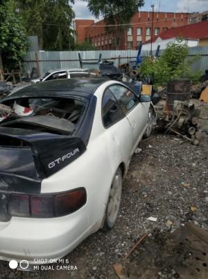 В разбор поступила   2000 год Toyota Celica VII (T230)