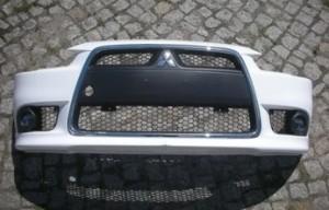 X Sportback бампер передний задний Mitsubishi Lancer