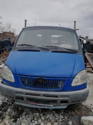 В разбор поступила 15.04.2020 года Газель 330202 ГАЗ М1