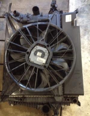 вентилятор охлаждения 30612864 / 31261586 Volvo XC90 I Рестайлинг