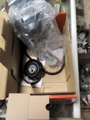 Комплект ГРМ+помпа Логан Ларгус Сандеро Renault Logan I Рестайлинг