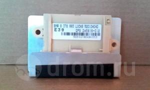 Блок радиосистемы охраны салона -  5-Series ) E39 BMW 5er IV (E39) Седан