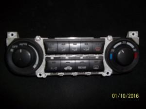 Блок управления отопителем Honda Stream I