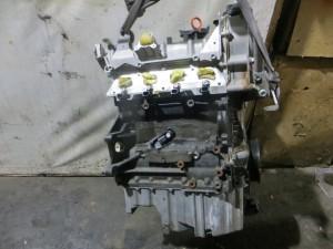 ДВС BMY/BLG  1.4 TSi Б/У (пробег 47000 км) Volkswagen Golf