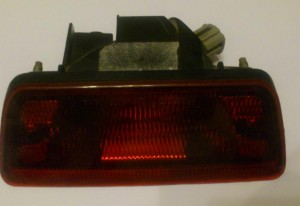 Фонарь противотуманный задний   (F15) 2011> Nissan Juke I