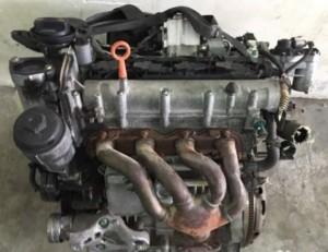 Для Шкода Сеат Ауди Фольксваген двигатели б/у из Европы Skoda Yeti