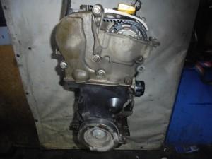ДВС   2.0 F4RA4B4 б/у Renault Duster