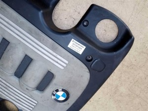 Название детали Крышка двигателя декоративная Модель BMW 5-серия E60/E61 2003-2009 BMW X3