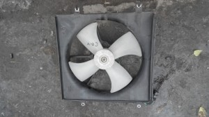 Вентилятор двигателя Honda CR-V