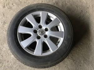 Литой диск на Тойоту Камри в 40 кузове 42611-33531