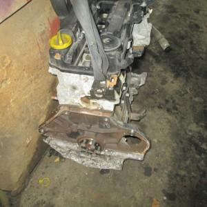 ДВС А12XER   D 12г 1.2  Б/У Opel Corsa