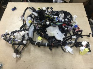 Проводка подторпедная Toyota Hilux VIII Рестайлинг – пикап двойная кабина