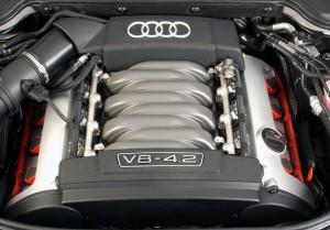 Контрактный двигатель Ауди Audi Q7
