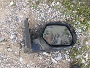 Правое зеркало Honda CR-V IV