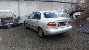 В разбор ZAZ Sens Chevrolet Lanos седан
