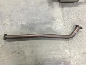 Приемная труба глушителя Toyota Fortuner II – внедорожник 5 дв.