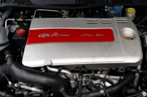 Для Альфа Ромео двигатель, кпп б/у из Европы Alfa Romeo 166