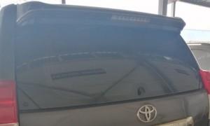 Стекло крышки багажникаPrado 150TRJ1502013 Toyota Land Cruiser Prado