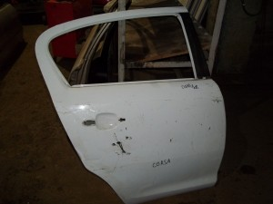 Дверь задняя правая Opel Corsa D Рестайлинг I Хэтчбек 5дв.