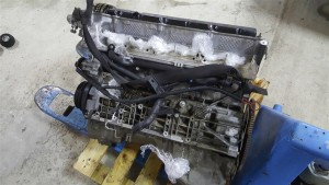 Двигатель M52B25TU  BMW E39 BMW 5er