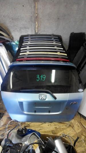 Дверь 5-ая задняя крышка Honda Jazz
