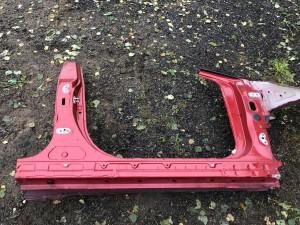 Порог правый Toyota Camry VIII (XV70) Рестайлинг – седан
