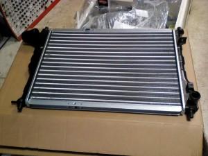 Радиатор охлаждения деу Матиз Daewoo Matiz I Рестайлинг