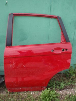 Задняя левая дверь Honda CR-V III Рестайлинг