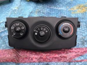 Блок управления кондиционером Toyota Corolla X (E140, E150) Седан