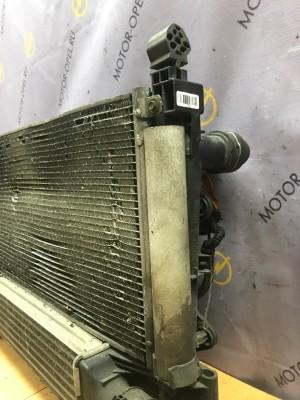 Радиатор кондиционера Opel Corsa D Z13DTH Opel Corsa