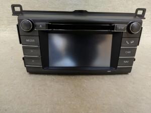 МагнитолаRAV4 Toyota RAV 4